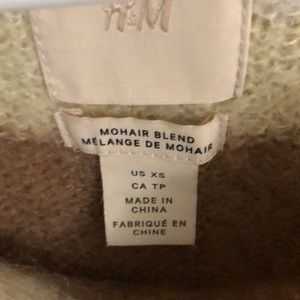 H&M Sweaters - H&M mohair blend sweater